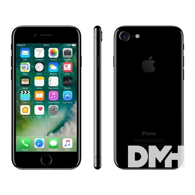 Apple iPhone 7 128GB black (kozmosz fekete)