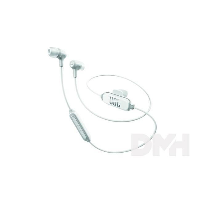 JBL E25WHT Bluetooth fehér headset