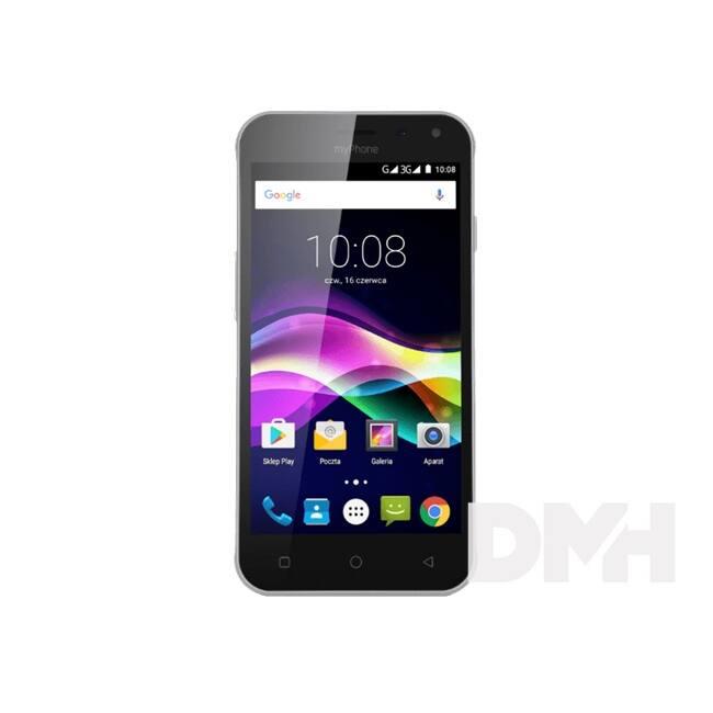 "myPhone Fun 5 5"" 3G 8GB Dual SIM fekete okostelefon"