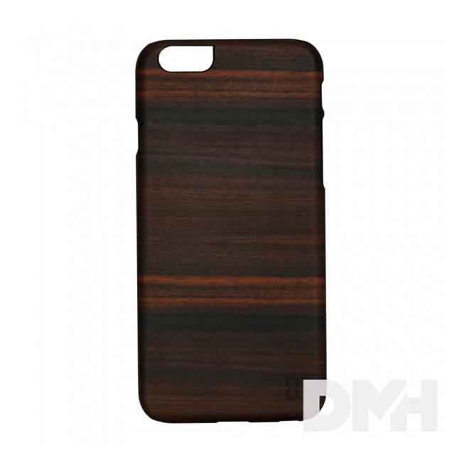 Man and Wood M7217B Ébenfa iPhone 7 Plus fa tok