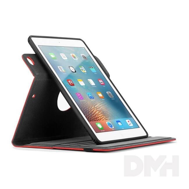"Targus THZ63403GL Versavu 9,7"" iPad (2018/17), iPad Pro, Air, Air 2 forgatható piros védő tok"