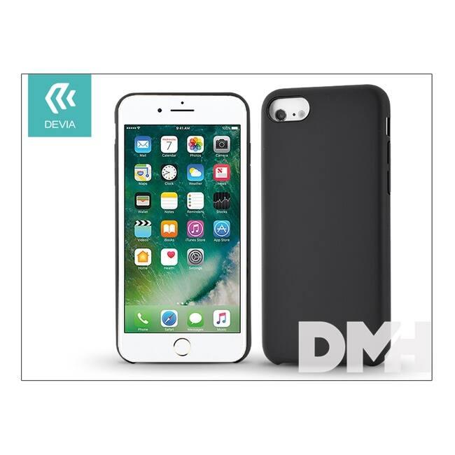 Devia ST994280 CEO 2 iPhone 7 fekete hátlap