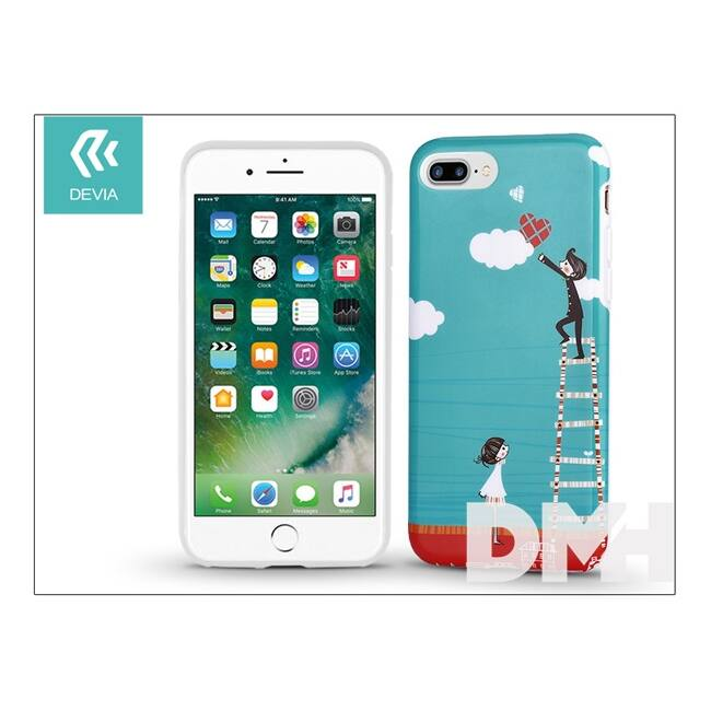 Devia ST994488 VIVID LOVE iPhone 7+ hátlap