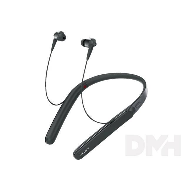 Sony WI1000X Hi-Res Bluetooth fekete fülhallgató headset aptX I ... 428477a5bb
