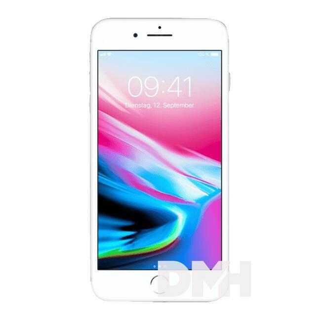 Apple iPhone 8 Plus 256GB silver (ezüst)