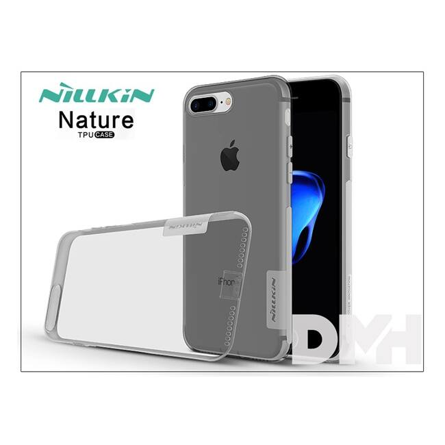 Nillkin NL127784 NATURE iPhone 7+/8+ szürke szilikon hátlap