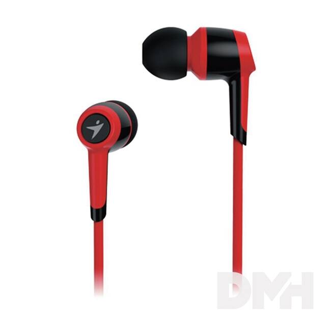 Genius HS-M225 piros headset