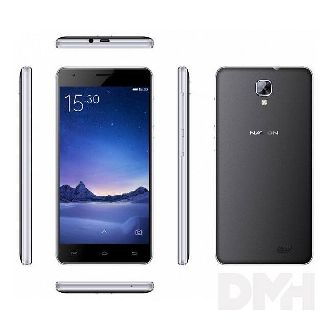 """Navon Supreme Pure 5"""" 3G 8GB Dual SIM fekete okostelefon"""