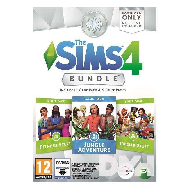 The SIMS 4 Bundle Pack 6 PC játékszoftver