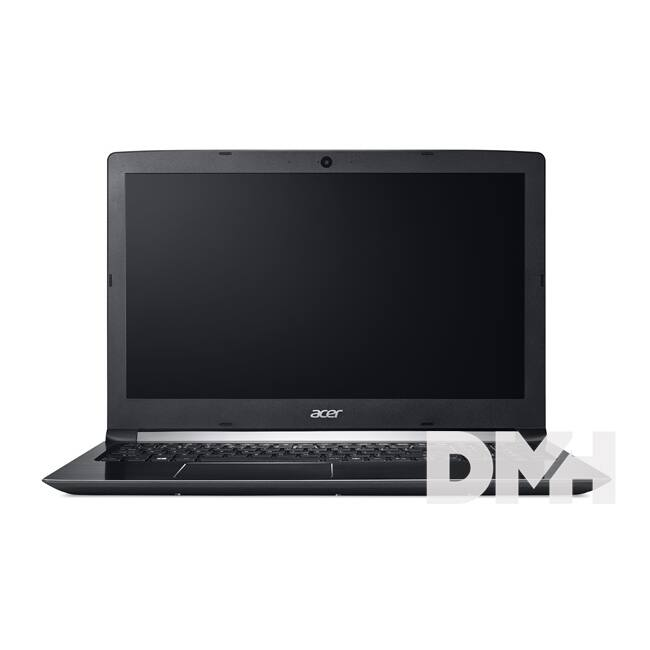 "Acer Aspire A515-51G-85D3 15,6"" FHD/Intel Core i7-8550U/8GB/1TB/MX130 2GB/fekete laptop"