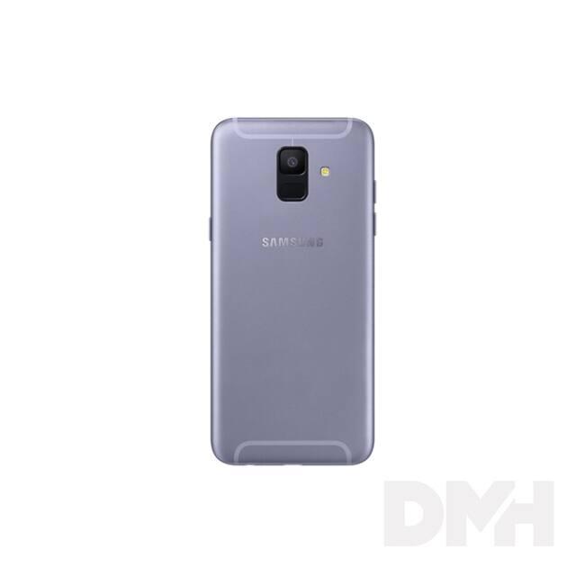 """Samsung SM-A600FN Galaxy A6 5,6"""" LTE 32GB Dual SIM orchidea-szürke okostelefon"""