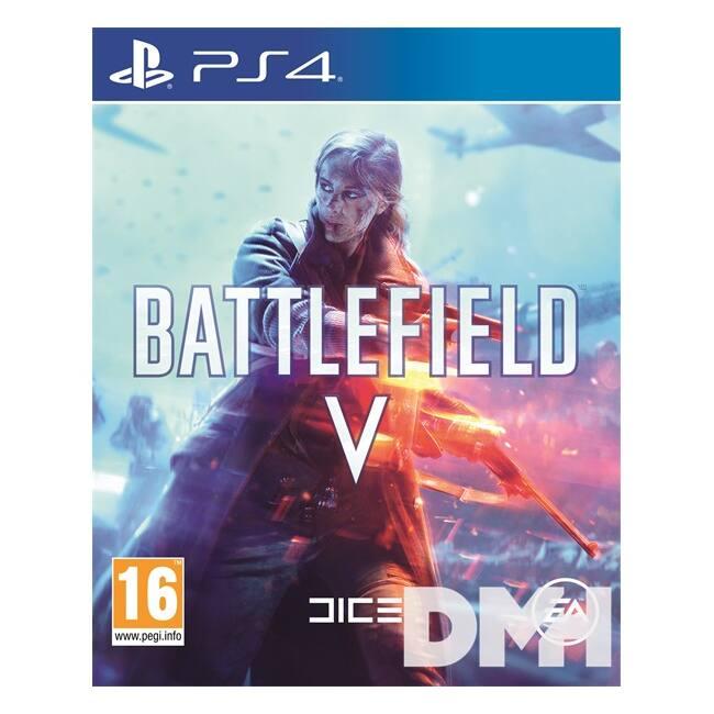 Battlefield V PS4 CZ/SK/HU játékszoftver