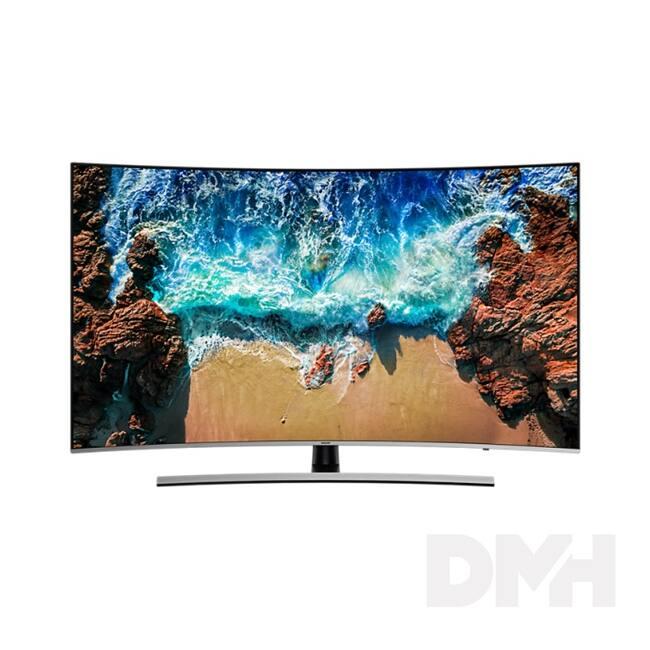 """Samsung 55"""" UE55NU8502 4K UHD Smart Ívelt LED TV"""