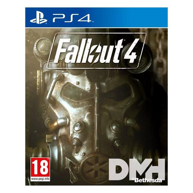 Fallout 4 V.2 PS4 játékszoftver