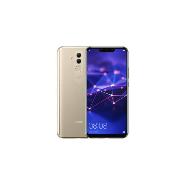 Huawei Mate 20 Lite DS platinum gold