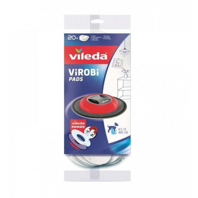 Mop accessory Vileda Robomop Virobi 136133 (20 pcs)