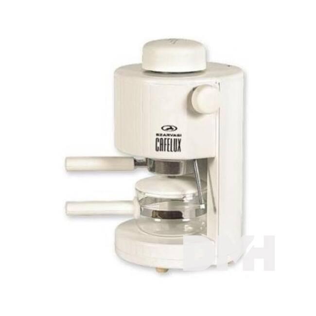 Szarvasi SZV620 fehér kávéfőző