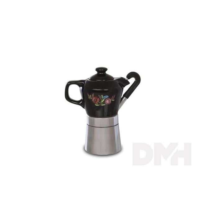 Szarvasi SZV-603 kalocsai fekete kávéfőző