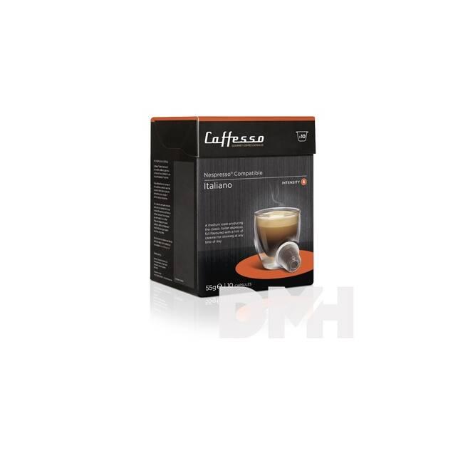 Caffesso Italiano Nespresso kompatibilis kapszula