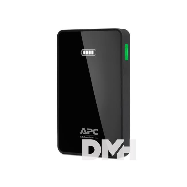 APC M5BK-EC 5000mAh fekete power bank