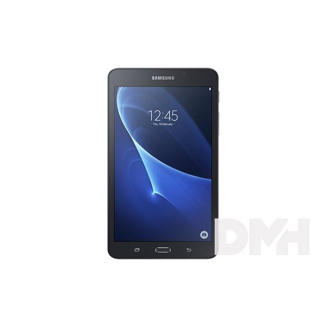 "Samsung Galaxy TabA (SM-T280) 7"" 8GB fekete Wi-Fi tablet"