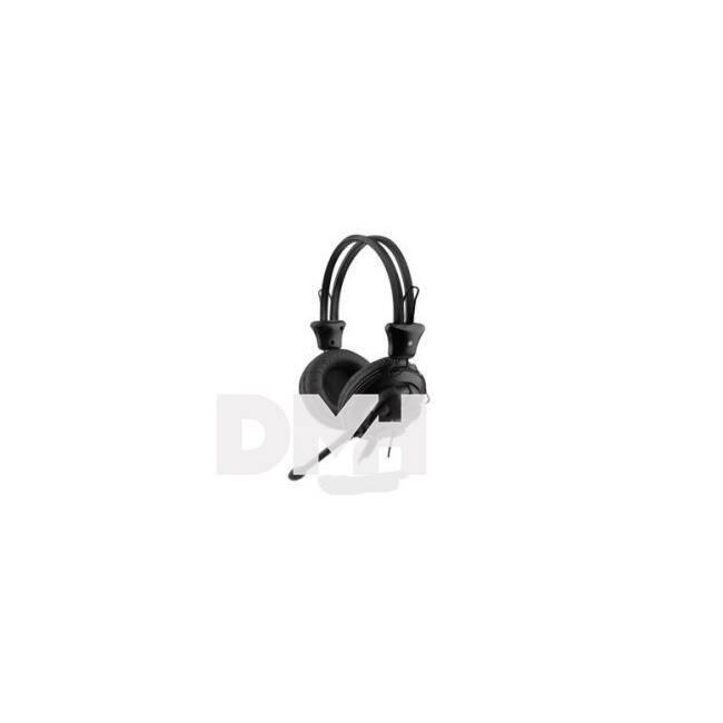 A4-Tech HS-28-1- fekete gamer headset