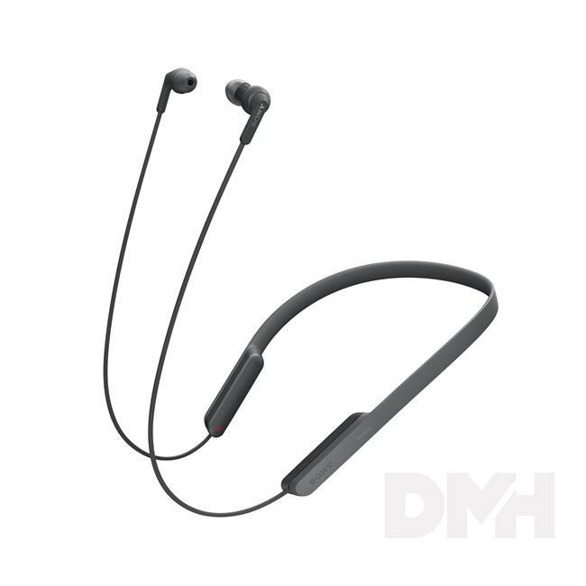 Sony MDR-XB70BTB Bluetooth fekete füllhallgató headset
