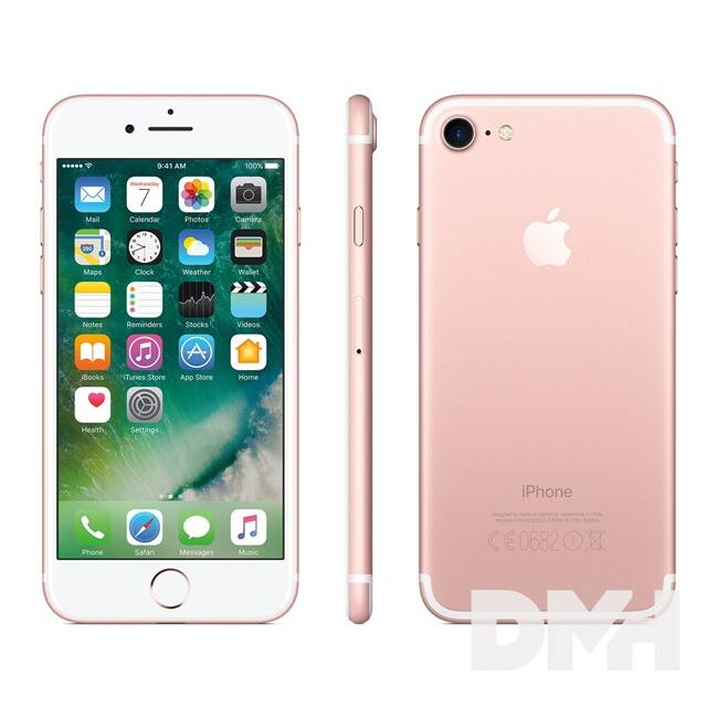 Apple iPhone 7 128GB rosegold (rozéarany)