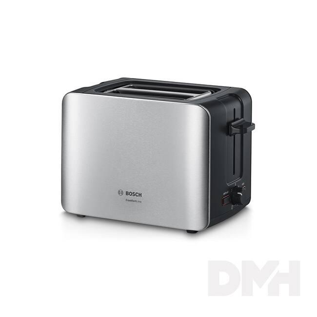 Bosch TAT6A913 ezüst kenyérpirító