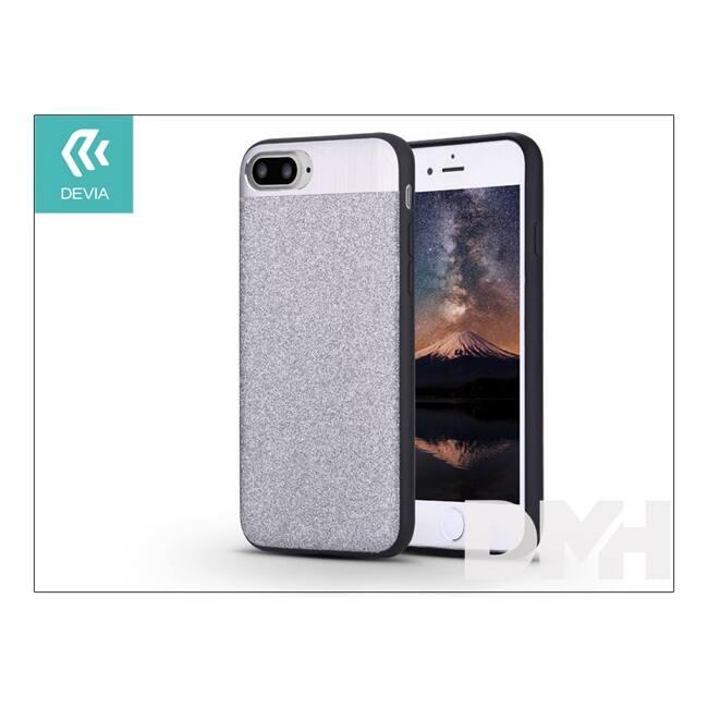 Devia ST000034 RACY iPhone 7+ ezüst hátlap