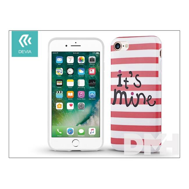 Devia ST994587 VIVID MINE iPhone 7 hátlap