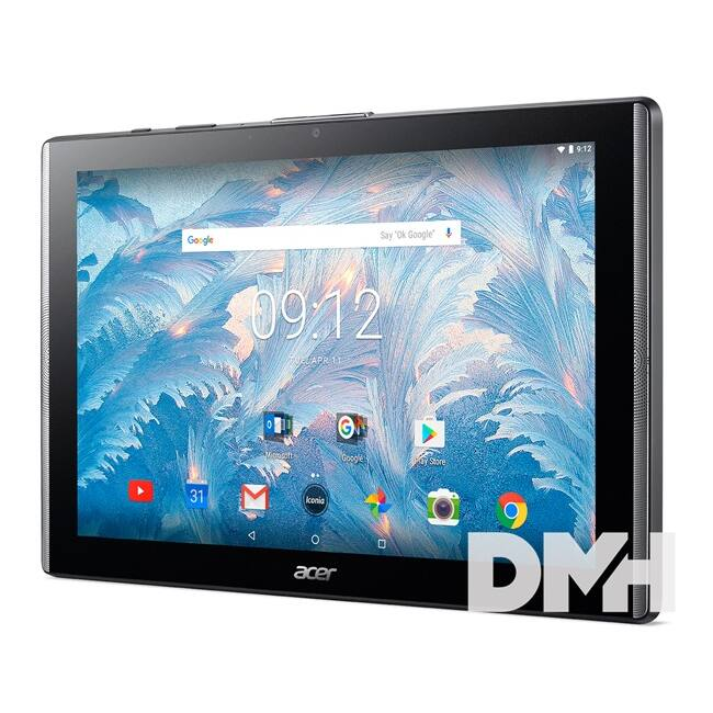 """Acer Iconia B3-A40-K07M 10"""" 32GB Wi-Fi fekete tablet"""