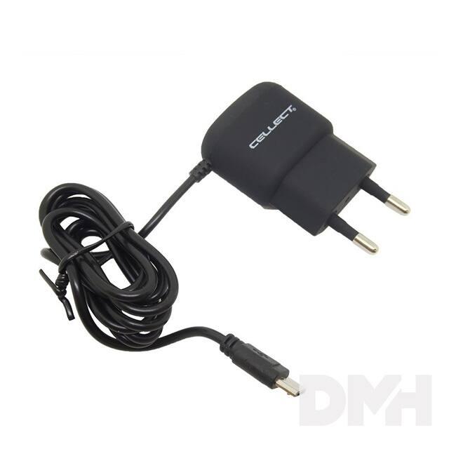 Cellect MTCB-MICRO-2.4A 2,4A Micro USB hálózati töltő
