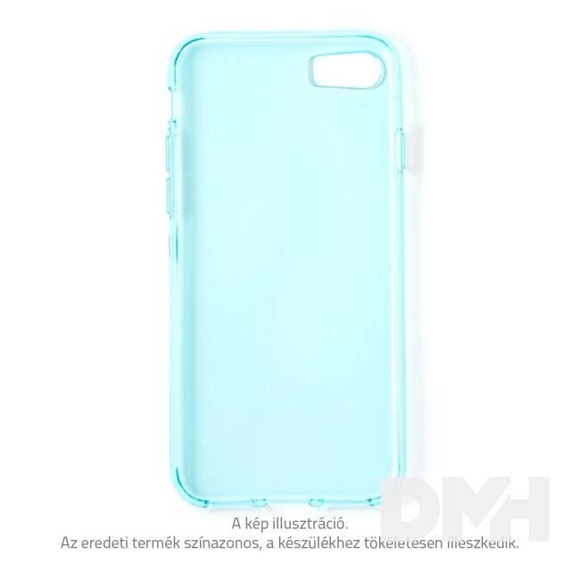 Cellect TPU-IPH8-PLUS-BL iPhone 8 Plus átlátszó kék vékony szilikon hátlap