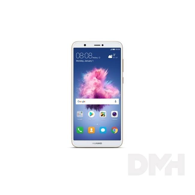 "Huawei P Smart 5,65"" LTE 32GB Dual SIM arany okostelefon"