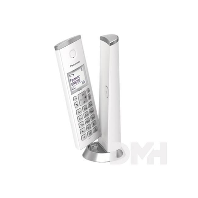 Panasonic KX-TGK210PDW hívóazonosítós fehér dect telefon