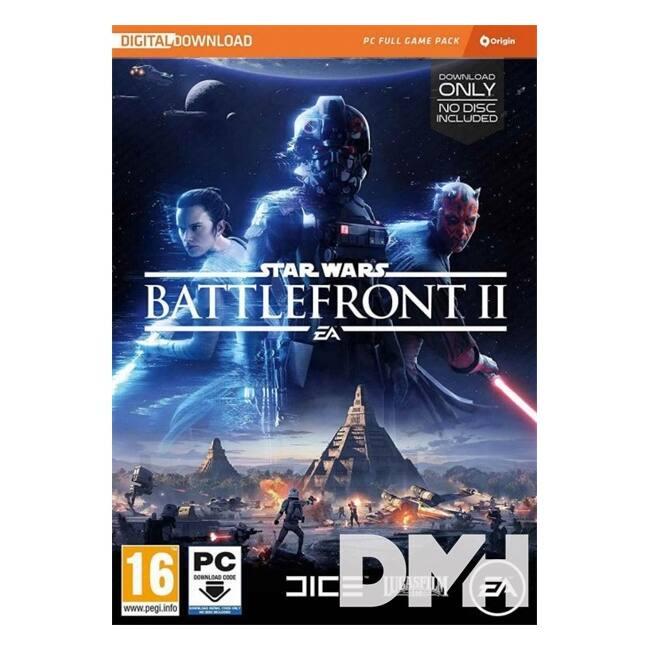 Star Wars Battlefront II PC játékszoftver