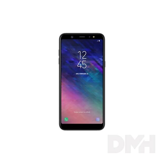 """Samsung SM-A605FN Galaxy A6+ 6"""" LTE 32GB Dual SIM fekete okostelefon"""