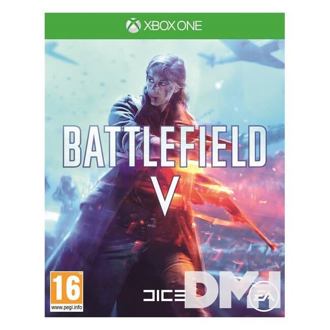 Battlefield V XBOX ONE CZ/SK/HU játékszoftver
