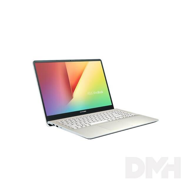 "ASUS VivoBook S530UN-BQ028 15,6"" FHD/Intel Core i7-8550U/8GB/256GB/MX150 2GB/arany laptop"