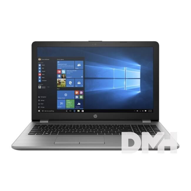 "HP 250 G6 3VK56EA 15,6""/Intel Core i3-7020U/4GB/256GB/Int. VGA/Win10 fekete laptop"