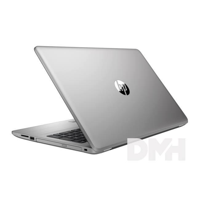 "HP 250 G6 1WY80EA 15,6""/Intel Core i5-7200U/8GB/1TB/Int. VGA/Win10 ezüst laptop"