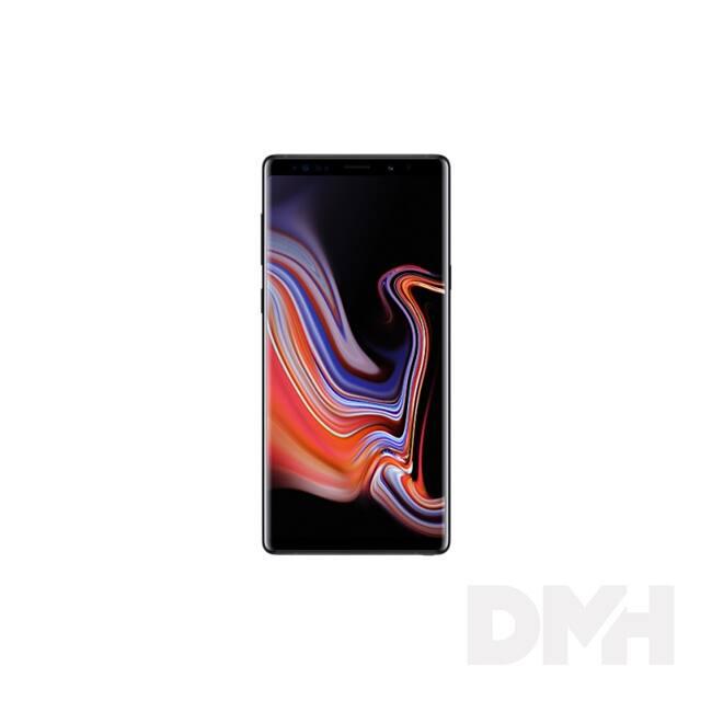 "Samsung SM-N960F Note 9 6,4"" LTE 128GB Dual SIM fekete okostelefon"