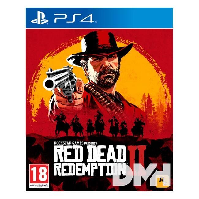 Red Dead Redemption 2 PS4 Játékszoftver I I Ár:15.890 Ft I
