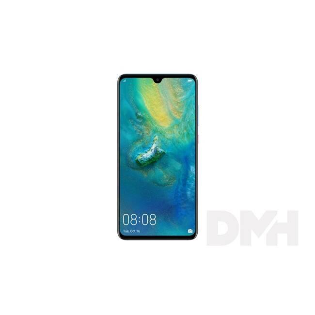 "Huawei Mate 20 6,53"" LTE 128GB Dual SIM morpho lila okostelefon"
