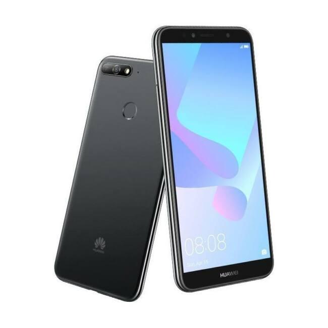 Huawei Y6 2018 DS Black