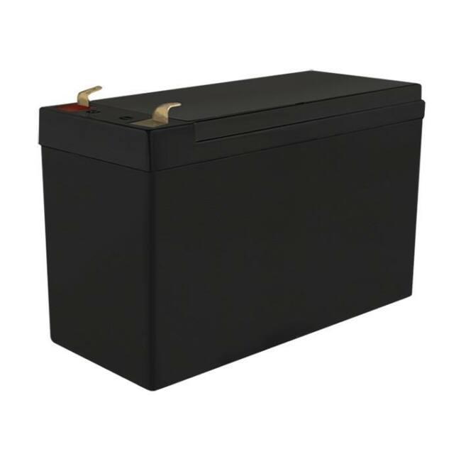 Qoltec Gel battery 12V   7Ah   max.72A   AGM