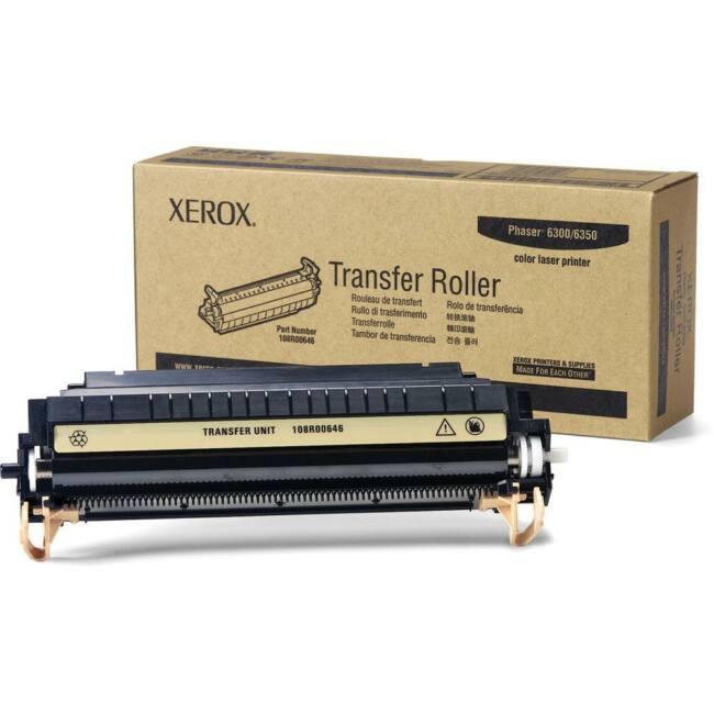 Xerox | 35000old | Phaser 6300/6350 transzfer unit