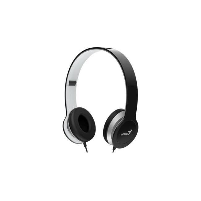 Genius HS-M430 fejhallgató, fekete