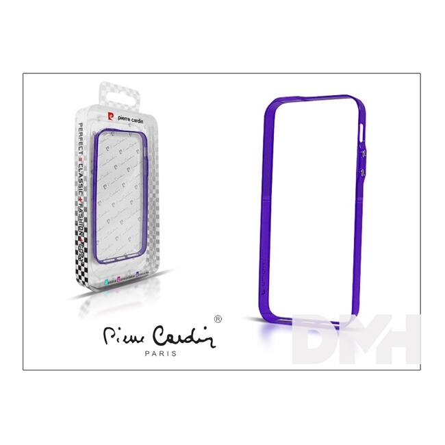 Pierre Cardin iPhone 5 Keret lila
